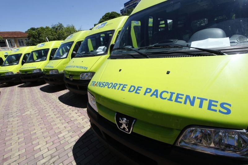 Por intervenção de Pinato, 5 municípios irão receber novas vans para transporte de pacientes