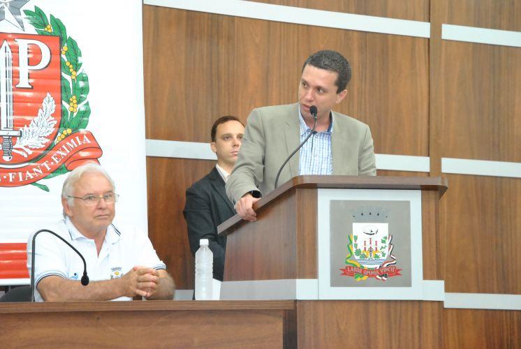 Deputado Fausto Pinato recebe título de cidadão biriguiense nesta segunda, 26