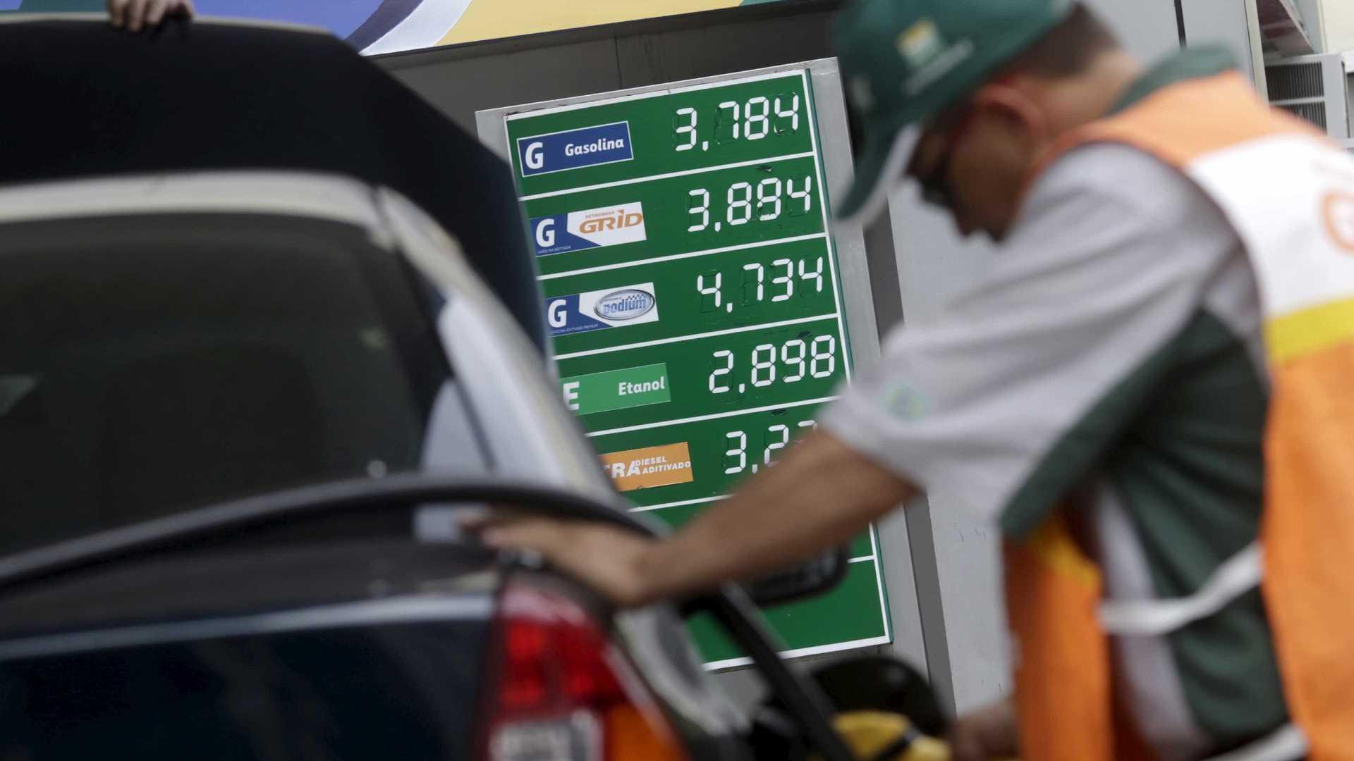 Projeto de Pinato fecha o cerco contra prática de cartel em postos de combustíveis