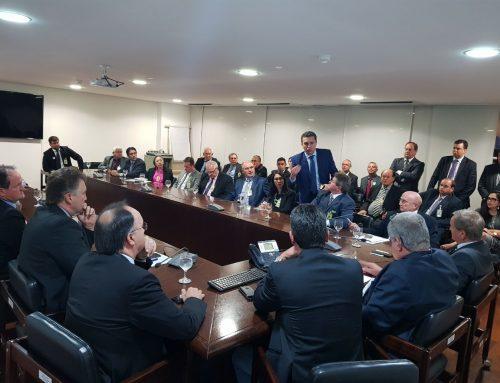 Vitória de Pinato, governo sanciona Lei que amplia recursos a 190 municípios paulistas