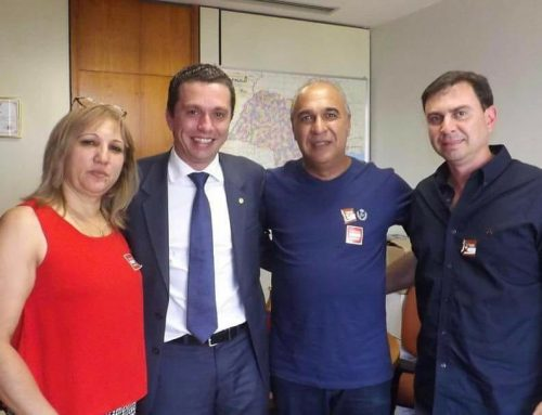 Pinato conquista veículo e estrutura para o Conselho Tutelar de Mirante de Paranapanema