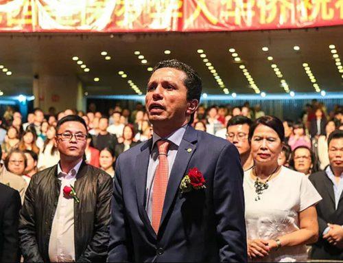 Governo sanciona Dia Nacional da Imigração Chinesa nesta terça-feira