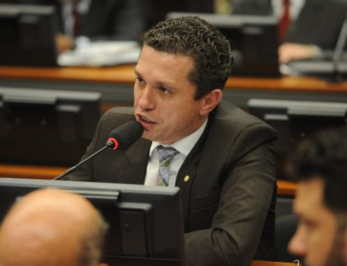 Fausto Pinato, defensor da segurança pública