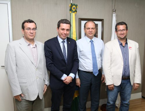 Articulado por Pinato, Ministério da Saúde libera construção de UBS em Birigui