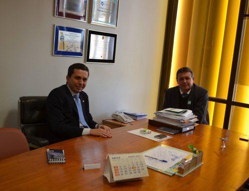 Compromisso com Duran precisa ser respeitado, diz Pinato sobre eleição da Unipontal