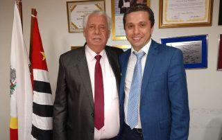 Fausto Pinato e Armando Prato