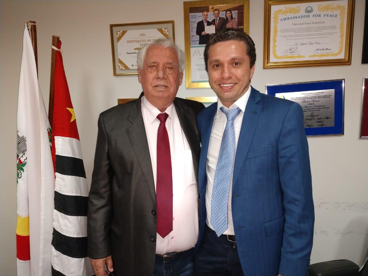 Verba destinada pelo deputado Fausto Pinato ajuda Santa Casa de Estrela d'Oeste