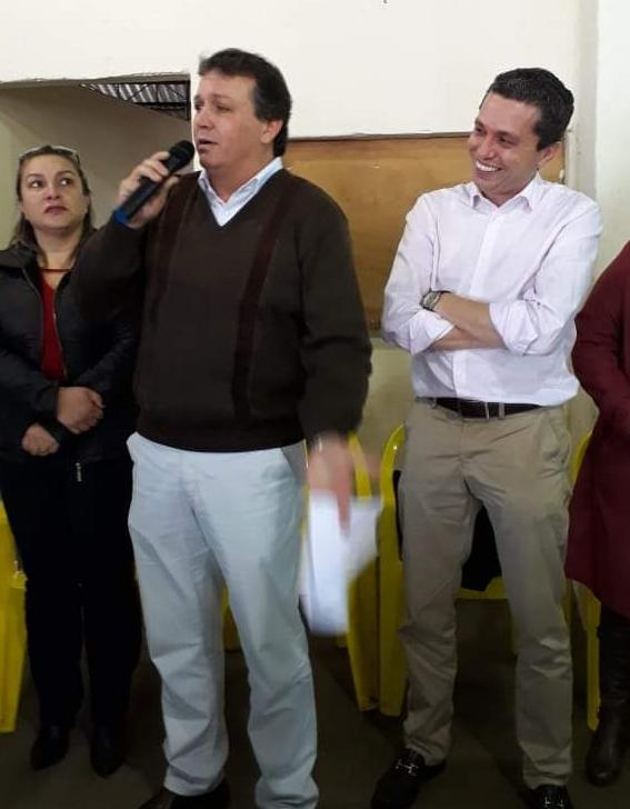 Aliado de Pinato na região Oeste, Duran vence as eleições da Unipontal