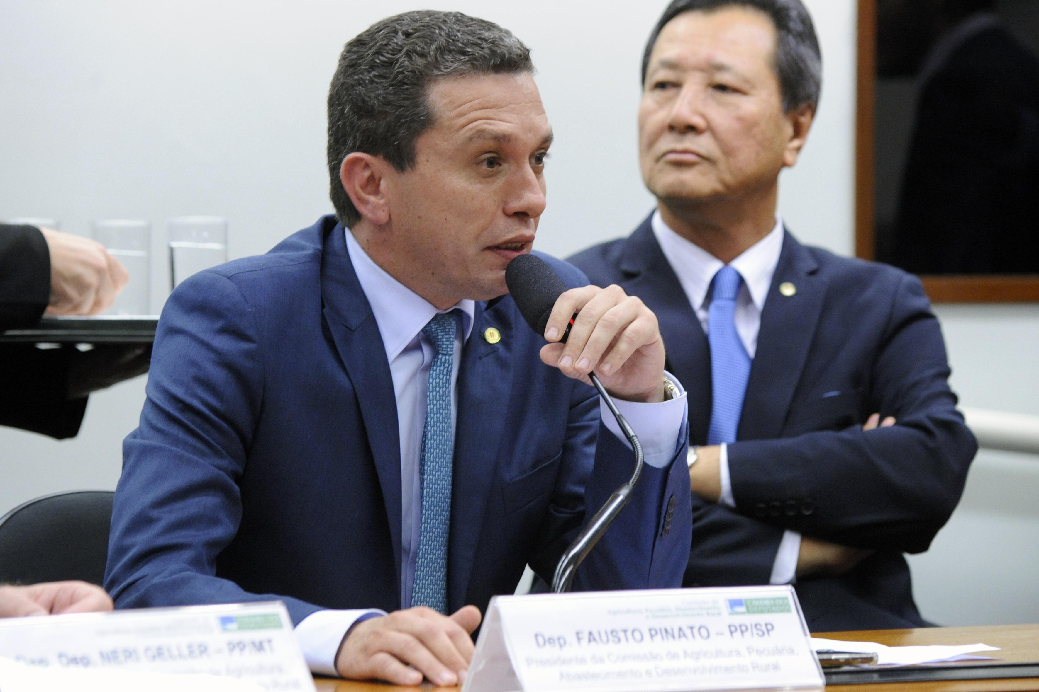 Pinato destina R$ 3 milhões neste primeiro semestre para Fernandópolis