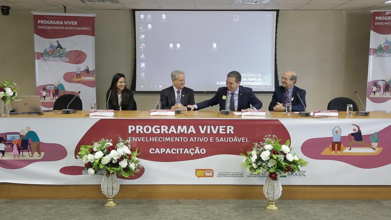 Municípios aderem ao Programa Viver do Governo Federal