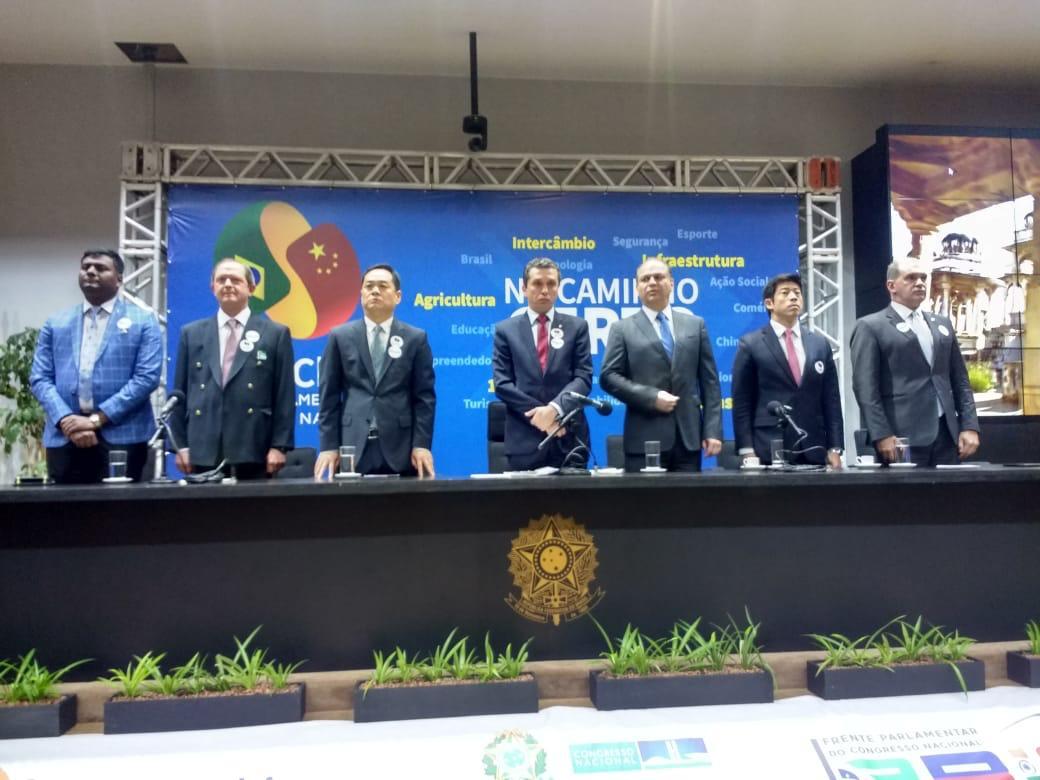 Frente Parlamentar do BRICS comemora aumento das exportações entre os países membros