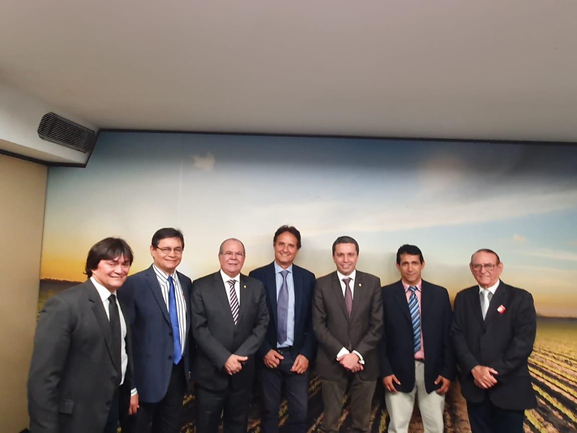 Pinato apoia Birigui para sediar o Mundial de Kart 2020
