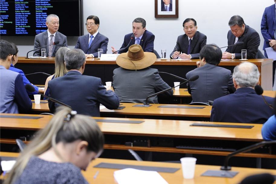 Como é o trabalho na Comissão de Agricultura?